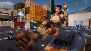 Agents of Mayhem Review - Ultimately Forgettable 3
