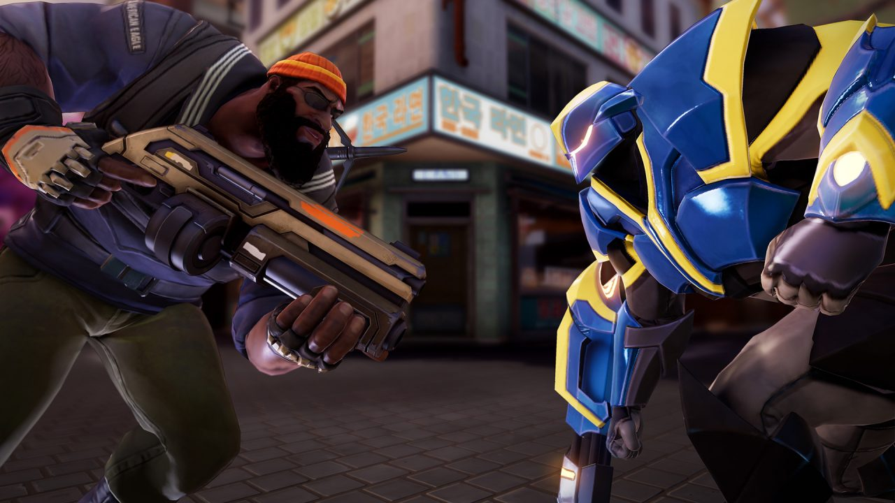 Agents of Mayhem Review - Ultimately Forgettable 4