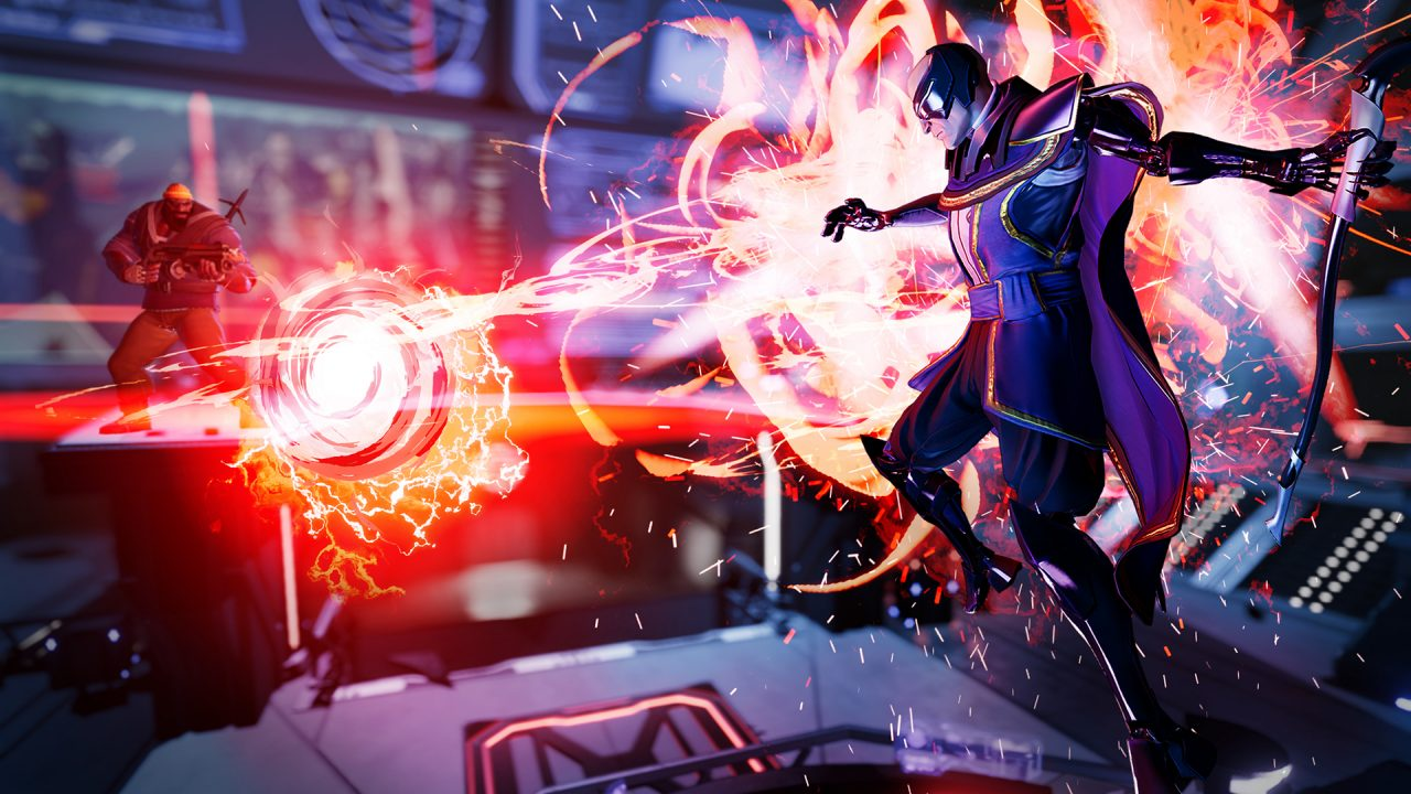 Agents of Mayhem Review - Ultimately Forgettable 5