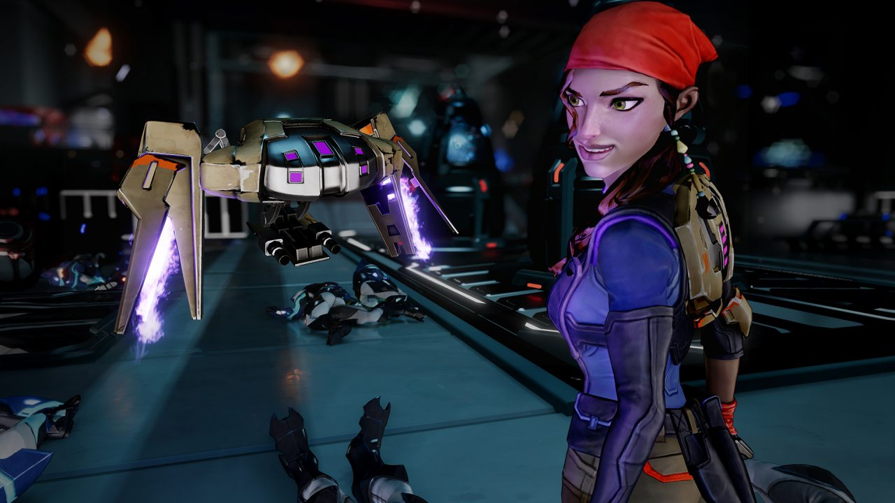 Agents of Mayhem Review - Ultimately Forgettable 6