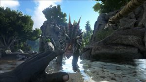 Ark: Survival Evolved (PS4) Review: You Didn't Say the Magic Word 1