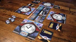 Back To The Future: An Adventure Through Time (Boardgame) Review 5