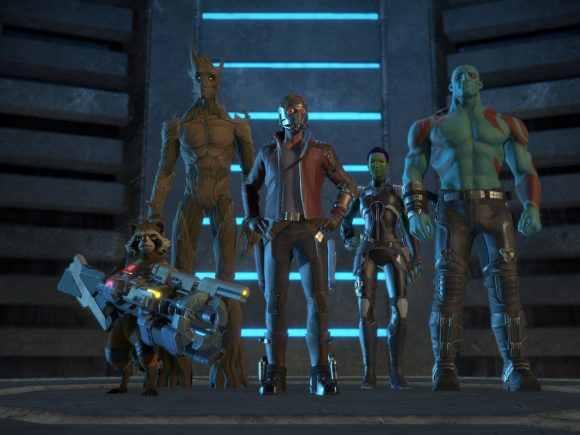 "Guardians of the Galaxy: A Telltale Series Episode 3: ""More Than a Feeling"" (PS4) 3"