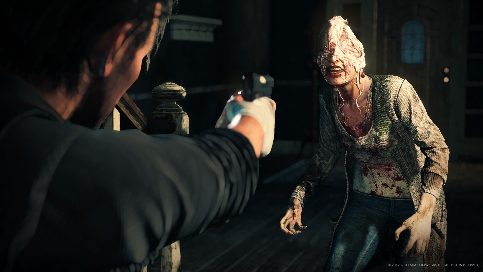 Hands-On With The Evil Within 2 2
