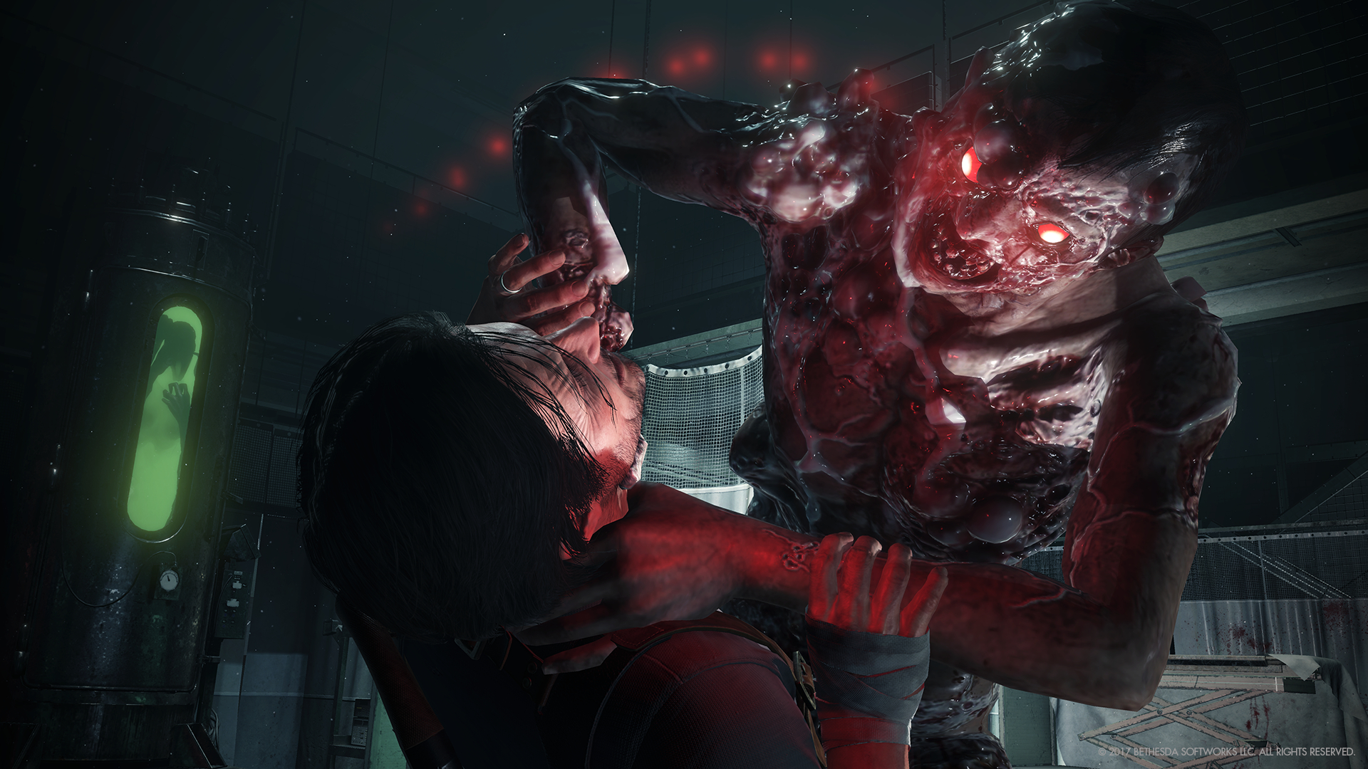Hands-On With The Evil Within 2 3