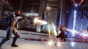 LawBreakers (PS4) Review - Anti-Gravity, Anti-Explanation, Anti-Rewarding, Anti-Personality 9