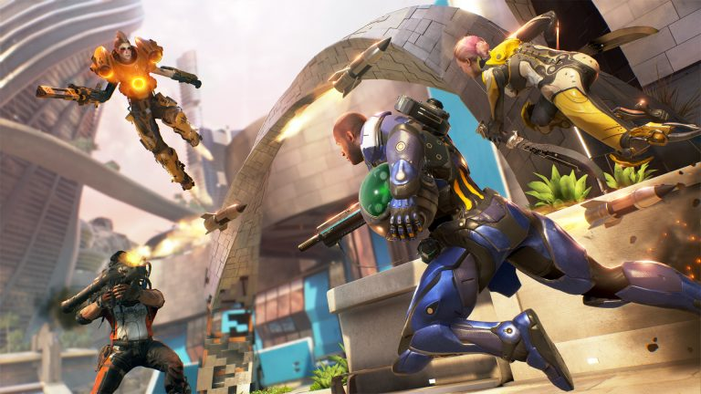 LawBreakers (PS4) Review – Anti-Gravity, Anti-Explanation, Anti-Rewarding, Anti-Personality