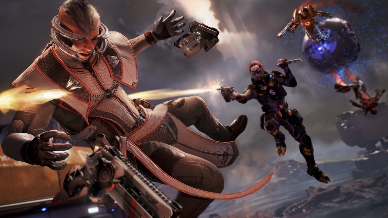 LawBreakers (PS4) Review - Anti-Gravity, Anti-Explanation, Anti-Rewarding, Anti-Personality 6