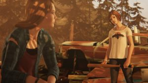 Life is Strange: Before the Storm - Episode 1: Awake (PS4) Review: Hindsight 3