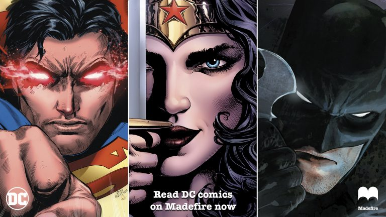 Madefire, Popular Digital Comic App Announces DC Partnership