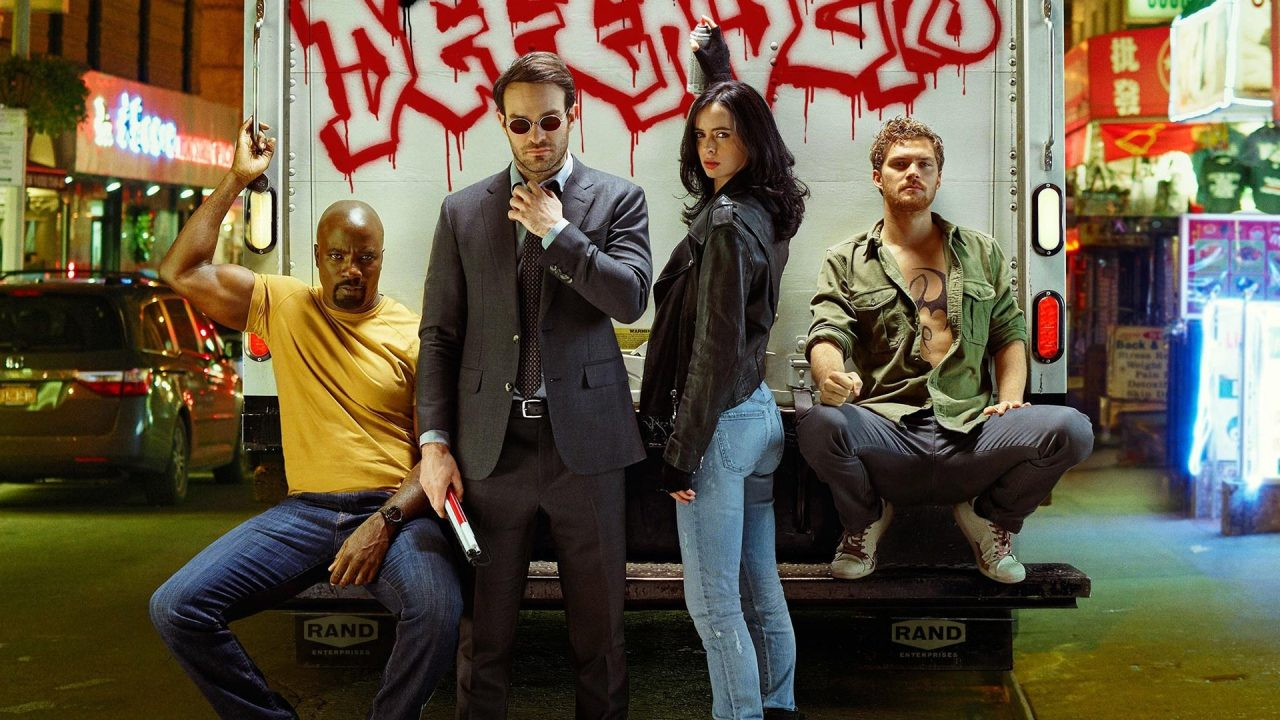 Netflix Delivers with Marvel's The Defenders