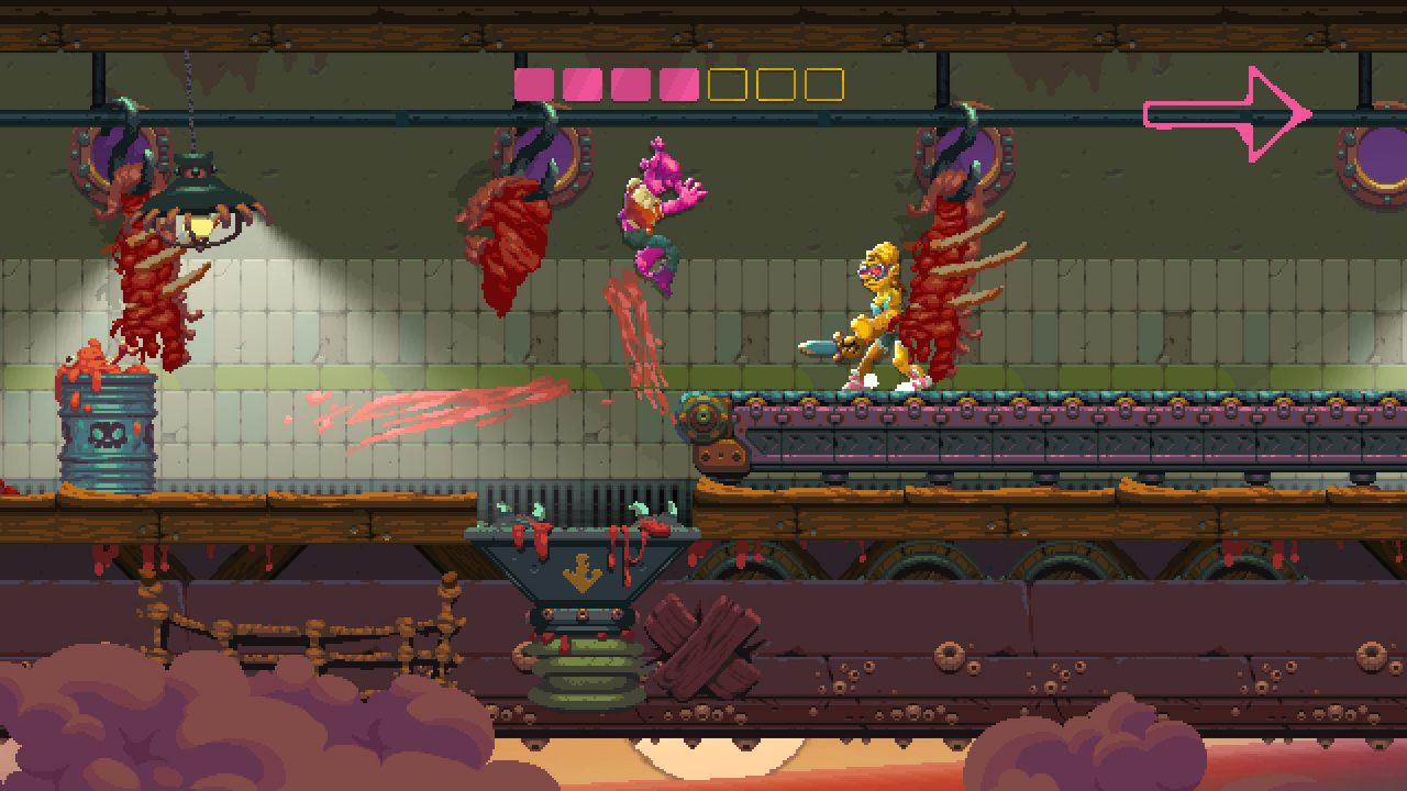 Nidhogg 2 (PC) Review: New Coat of Paint, Same Fun Game 6