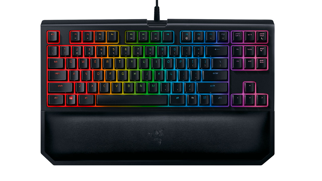 Razer's BlackWidow Tournament Edition Chroma V2 Keyboard Available Now 5