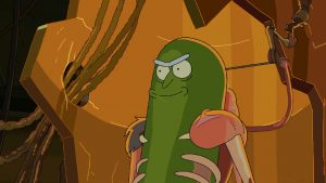 Rick and Morty Season 3, Episode 3 Recap: Pickle Rick! 2