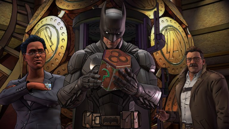 Telltale's Batman: The Enemy Within: The Enigma (PC) Review