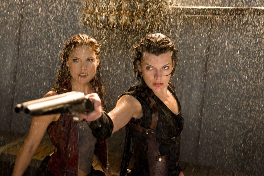 The Top Ten Action Movie Heroines 10