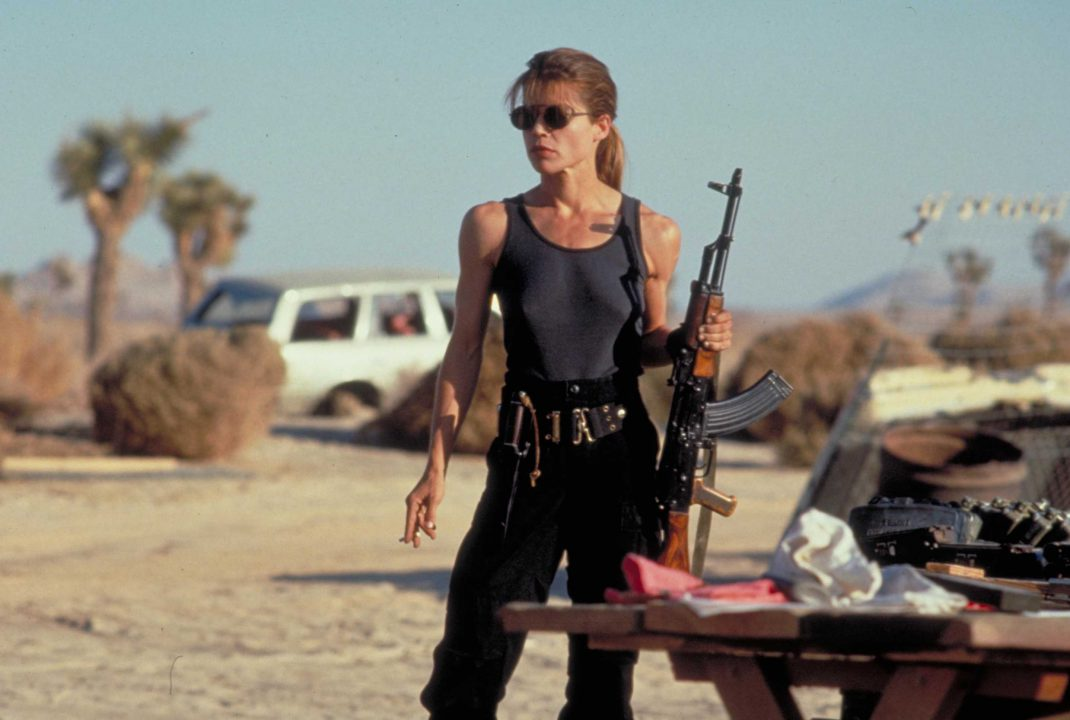 The Top Ten Action Movie Heroines 8