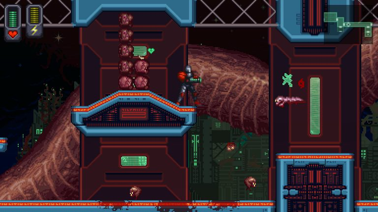 A Robot Named Fight! (PC) Review – Super Permadeath, Super Roguelike, Super Metroidvania