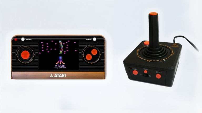 Atari Retro Inspired Plug And Play And Handheld Console Announced