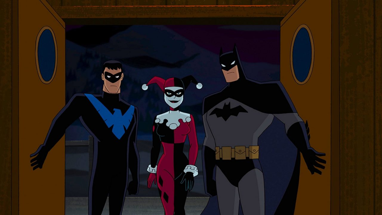 Batman And Harley Quinn (Movie) Review - Don't Spoil Your Memories 4