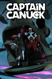 Captain Canuck and Canadian Comic Books, an interview with Kalman Andrasofszky. 2