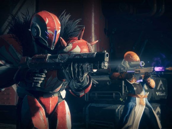 Destiny 2 Review In Progress 2