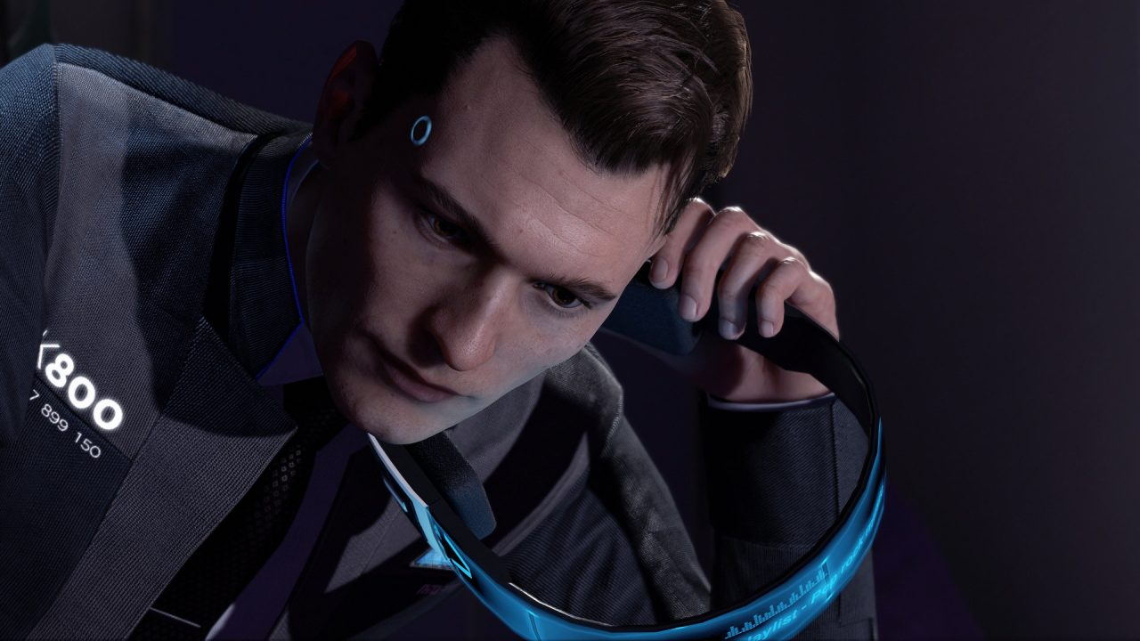 Detroit: Become Human- Intense Interactive Thriller 1
