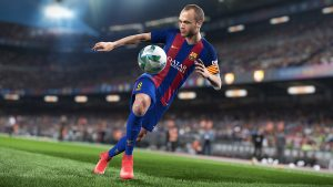 Pro Evolution Soccer 2018 (PS4) Review 1