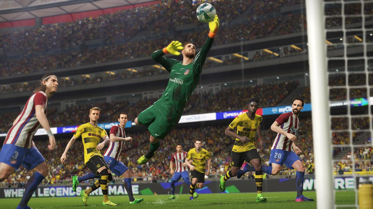 Pro Evolution Soccer 2018 (PS4) Review 4