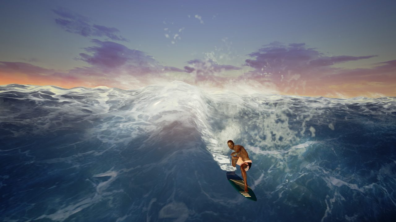 Surf World Series (PlayStation 4) Review - Surf the Rage, Big Kahuna! 4
