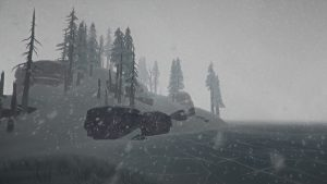 The Long Dark (PlayStation 4) Review - Hinterland Who's Who 1