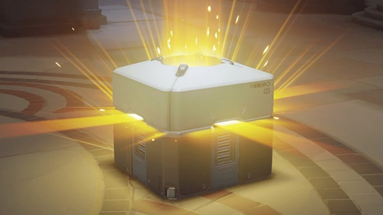 ESRB Comments On Rating Games That Feature Loot Box Systems.