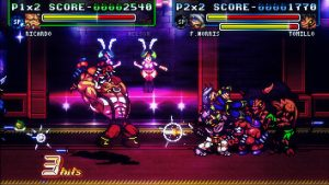Fight'N Rage (PC) Review: Mandatory Brawling 6