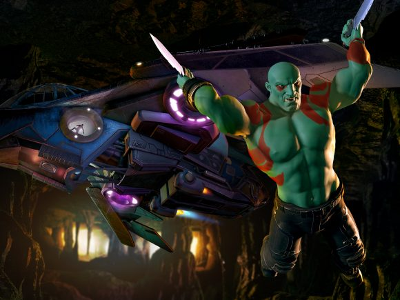 Guardians of the Galaxy: A Telltale Series Episode 4: Who Needs You (PS4)  Review