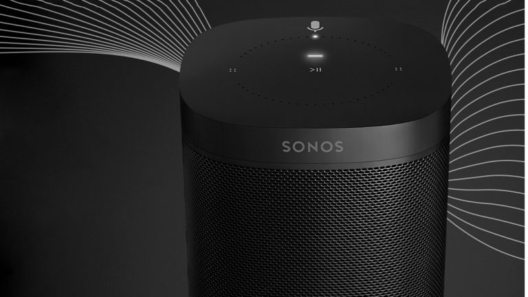 Sonos Reveals First Smart Speaker Capable of Multiple Voice Services 1