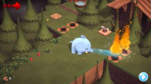 Yono and the Celestial Elephants (Switch) Review: Pretty Pachyderm Packs Palty 2