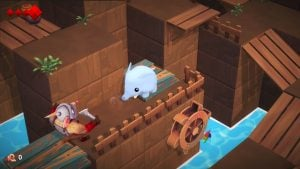 Yono and the Celestial Elephants (Switch) Review: Pretty Pachyderm Packs Palty 4