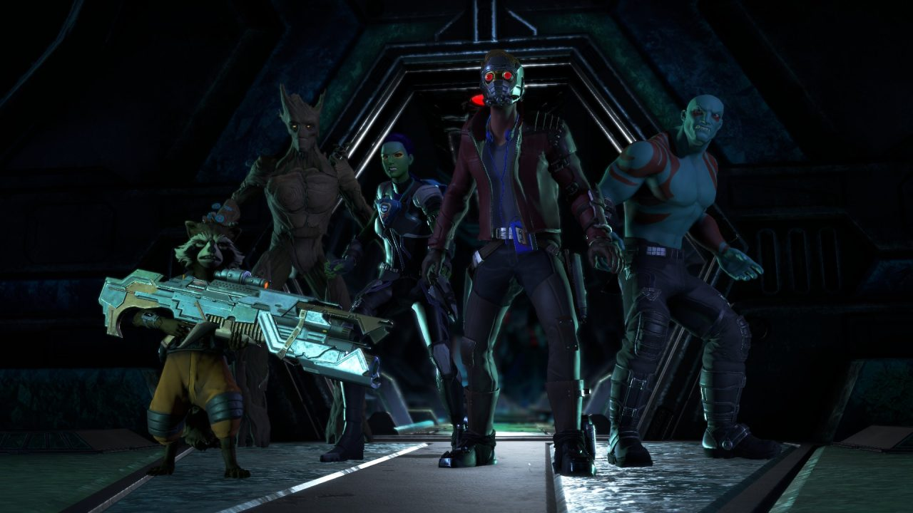 Guardians of the Galaxy: A Telltale Series Episode 5: Don't Stop Believin' (PS4) Review