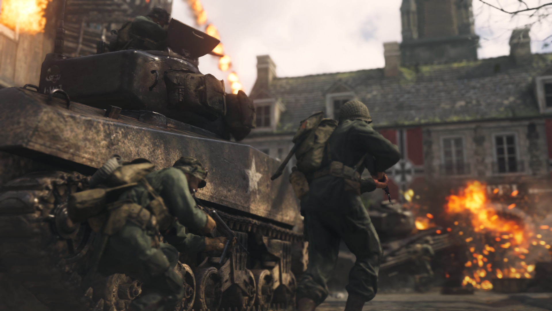 Heading back to the Second World War, an Interview With Sledgehammer Games