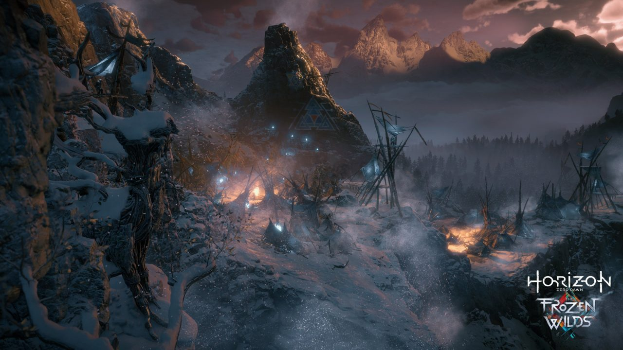 Horizon Zero Dawn: The Frozen Wilds (PS4) Review - Cold Steel to Warm your Heart
