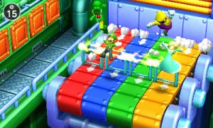 Mario Party: The Top 100 (3DS) Review - Slumber Party 1