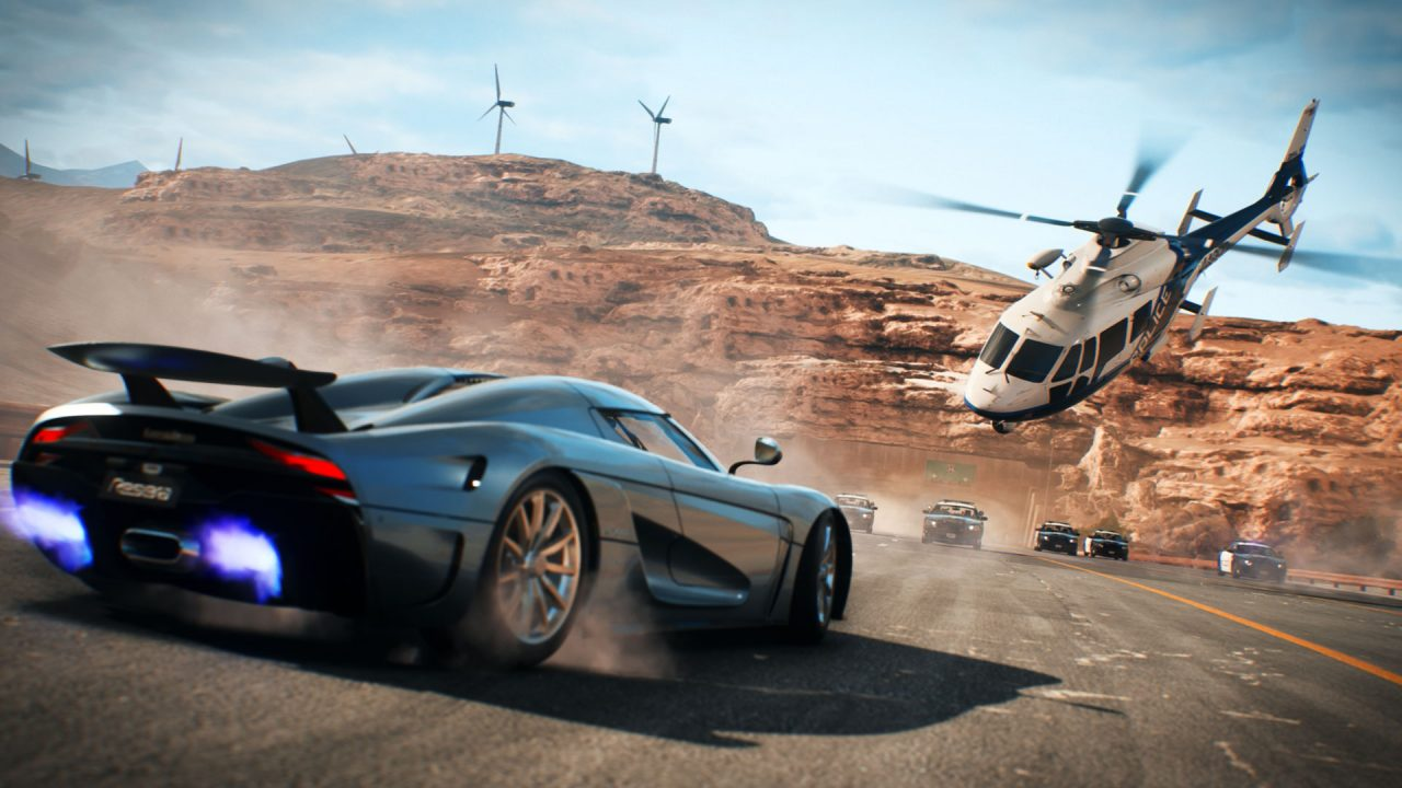 Need for Speed Payback (PlayStation 4) Review - A Great Game That Could Be Hampered by Microtransactions 4