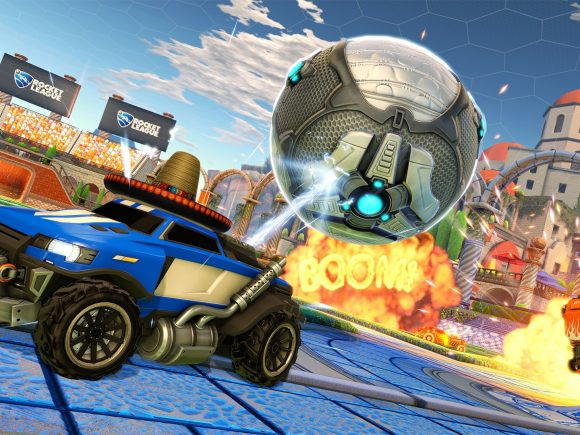 Rocket League (Switch) Review: Sometimes You Can Pick a Favorite Child 5