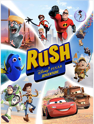 Rush: A Disney Pixar Adventure (Xbox One) Review – A little New Unnecessary 1