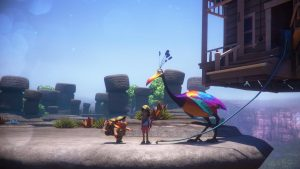 Rush: A Disney Pixar Adventure (Xbox One) Review – A little New Unnecessary 2