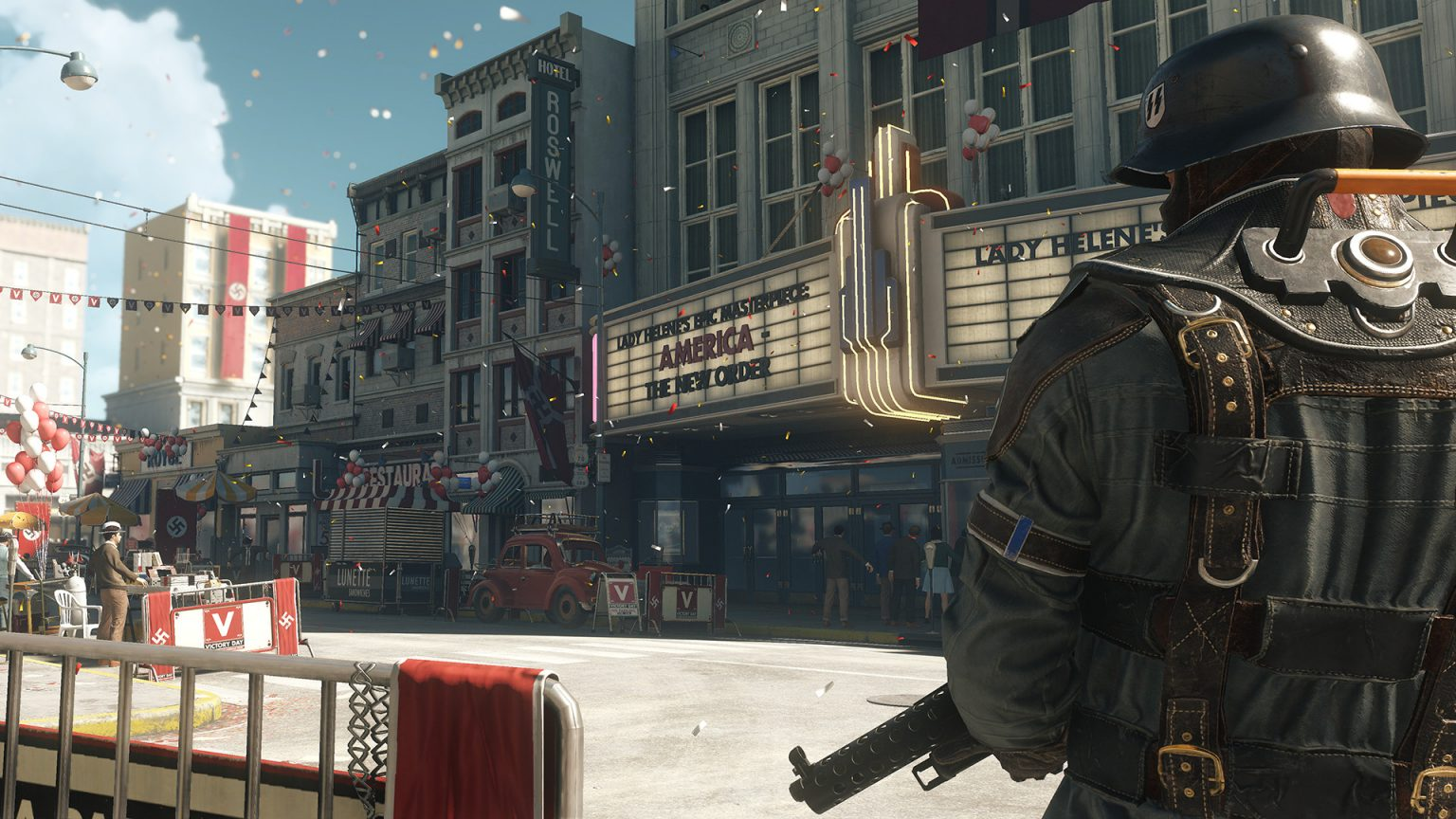 Shooting Nazis in America: An Interview with Wolfenstein's Jens Matthies 5