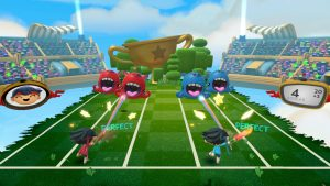 Super Beat Sports (Switch) Review - Multiplayer Rhythm Sports Heaven 4