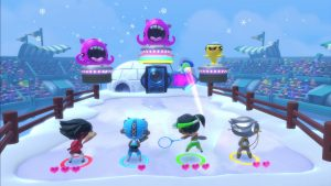Super Beat Sports (Switch) Review - Multiplayer Rhythm Sports Heaven 7
