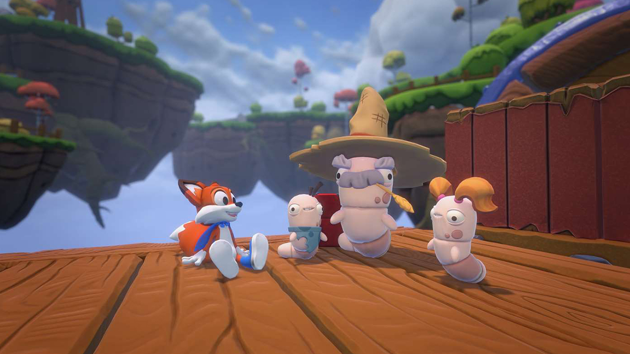 Super Lucky's Tale (Xbox) Review - The Only Title to Launch Alongside the Xbox One X 2