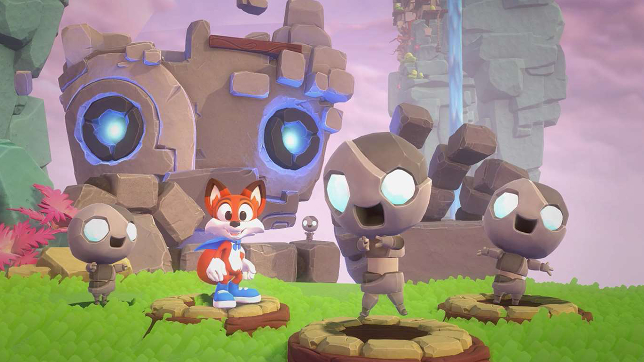 Super Lucky's Tale (Xbox) Review - The Only Title to Launch Alongside the Xbox One X 3